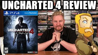 UNCHARTED 4 REVIEW (No Spoilers) - Happy Console Gamer