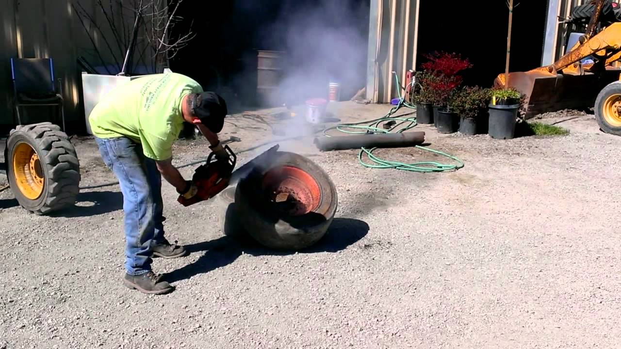 Rr foam filled tire redneck style youtube rr foam filled tire redneck style solutioingenieria Images