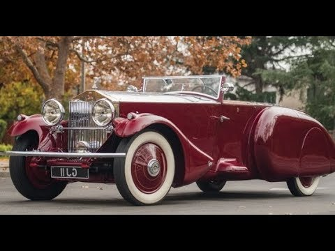 History of Rolls-Royce & Rolls-Royce Motor Cars (Automobile Documentary)