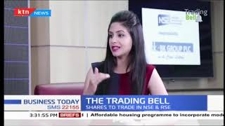 Trading bell: Investors internationally draw great comfort from the Nairobi exchange