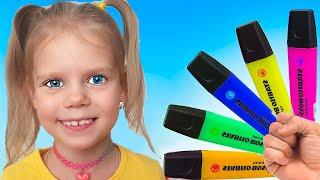 Magic Pen Learn Color with Vitalina life