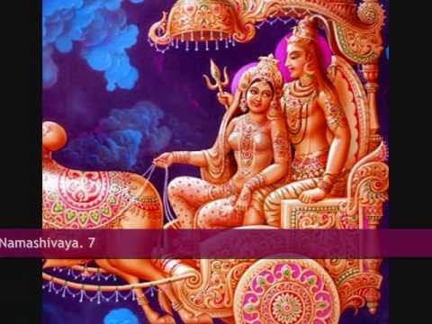 Ardhanarishwara Stotram with lyrics