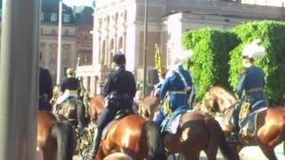 Kungafamiljen i stan. Sveriges nationaldag 6/6-13