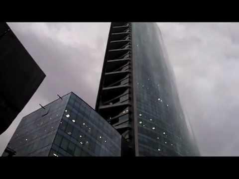 TORMENTA PERFECTA - TORRE TITANIUM - CHILE 2012