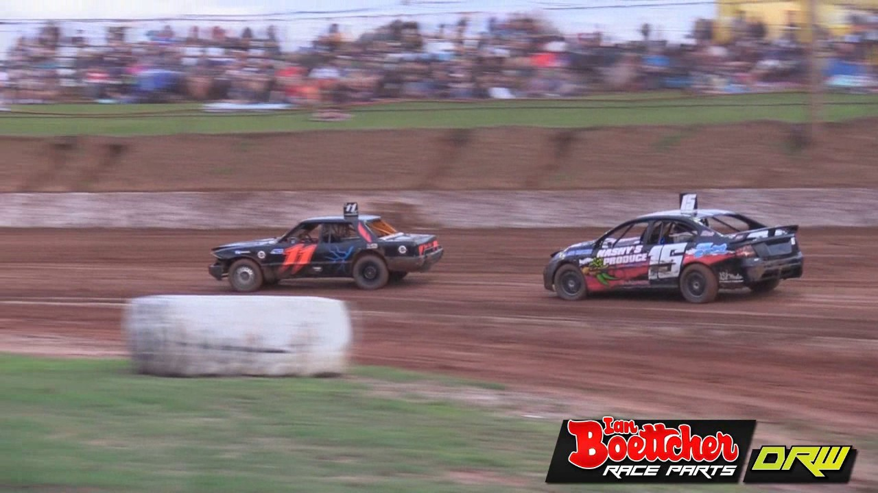 Modified Sedans Heat Queensland Title Archerfield Speedway