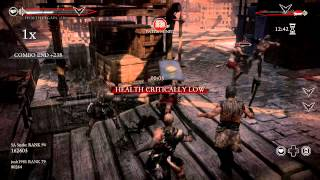 Ryse: Son of Rome - Co-op Survival Gameplay HD