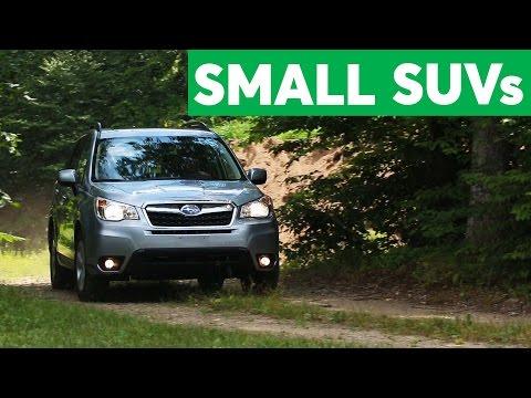 6 Standout Small SUVs | Consumer Reports