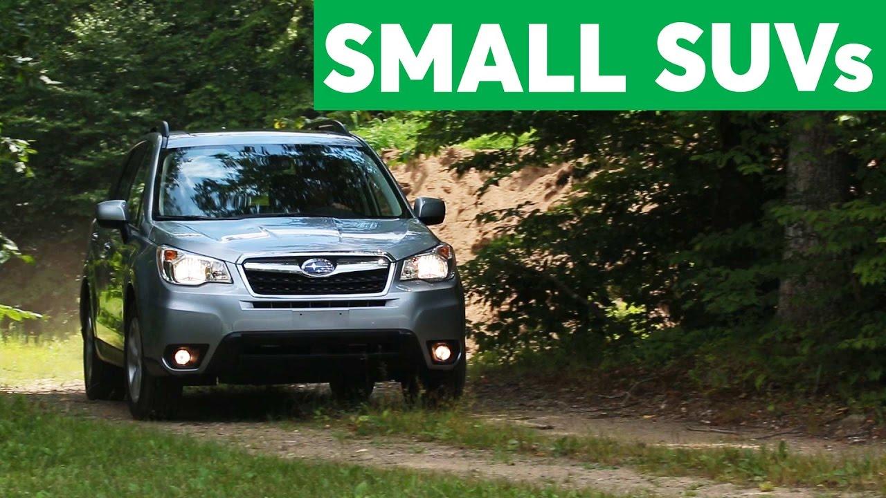 6 Standout Small Suvs Consumer Reports