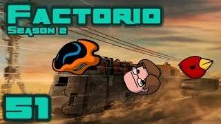 Let's Play Factorio Co-Op [0.15x] - PC Gameplay Part 51 - Plan G