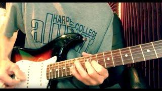 Alcatrazz Guitar Solo Compilation - Johnny Monaco