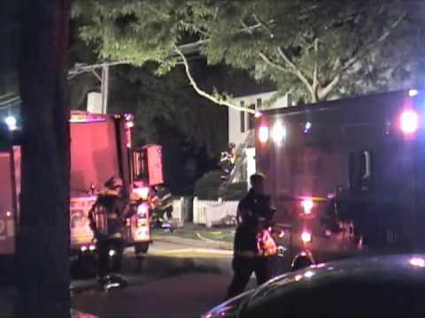 Arlington Heights Fatal House Fire: Park Street and Evergreen