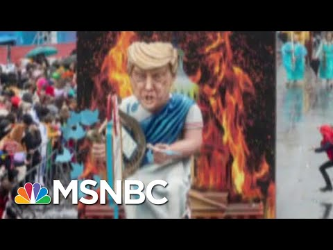 Trump Tweeting, Playing Hooky As Covid-19 Hits All-Time High   The Beat With Ari Melber   MSNBC