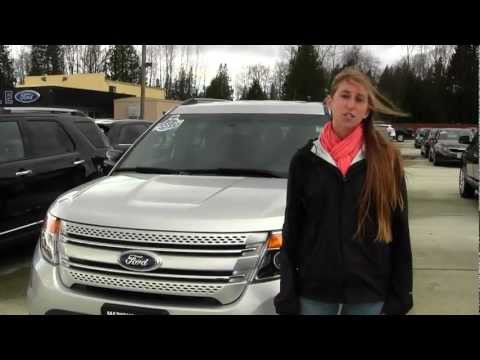 Virtual Tour of a 2012 Ford Explorer at Marysville Ford