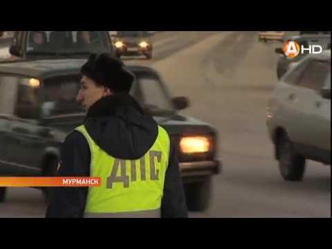 На улице Карла Либкнехта в Мурманске водитель автомобиля «Тойота» сбила школьника