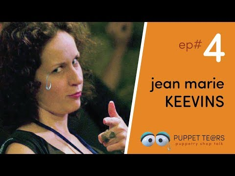 Puppet Tears, ep.004 — Jean Marie Keevins, talking Little Shadow  + producing for puppetry