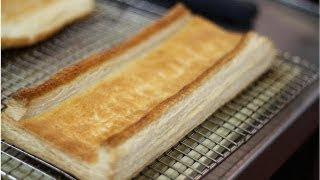 How to make the Most Perfect Puff Pastry