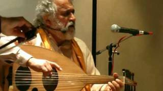 AHURA-Persian Music- Mohammed Eghbal, Oud & Vocal