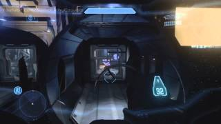 Halo 4: Out of Composer (at 2nd Airlock Room)