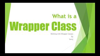 Salesforce Training || Wrapper Classes || Step by Step process of creating Wrapper Class