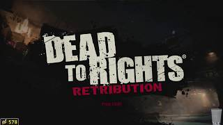 Let's Play - Dead to Rights: Retribution (part 1)