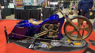 CHICAGO INTERNATIONAL MOTORCYCLE SHOW LAST DAY