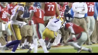 Leonard Fournette SAVAGE Run vs Ole Miss || HD