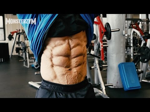 2015 MR.OLYMPIA D-6 Back&Abs workout (KYUNG WON KANG)