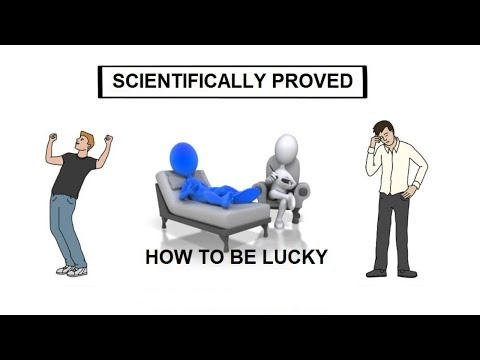 The Luck Factor (Hindi) - Animated Book Summary  by Eva