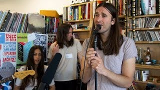 Guards: NPR Music Tiny Desk Concert