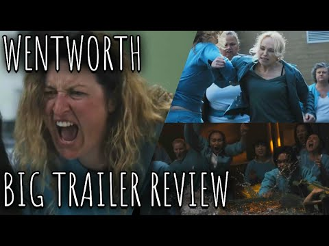 Download Wentworth - BIG TRAILER REVIEW - The Final Sentence