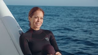 Brooke Burke | I Dare You – Open Water Dive | TV Land