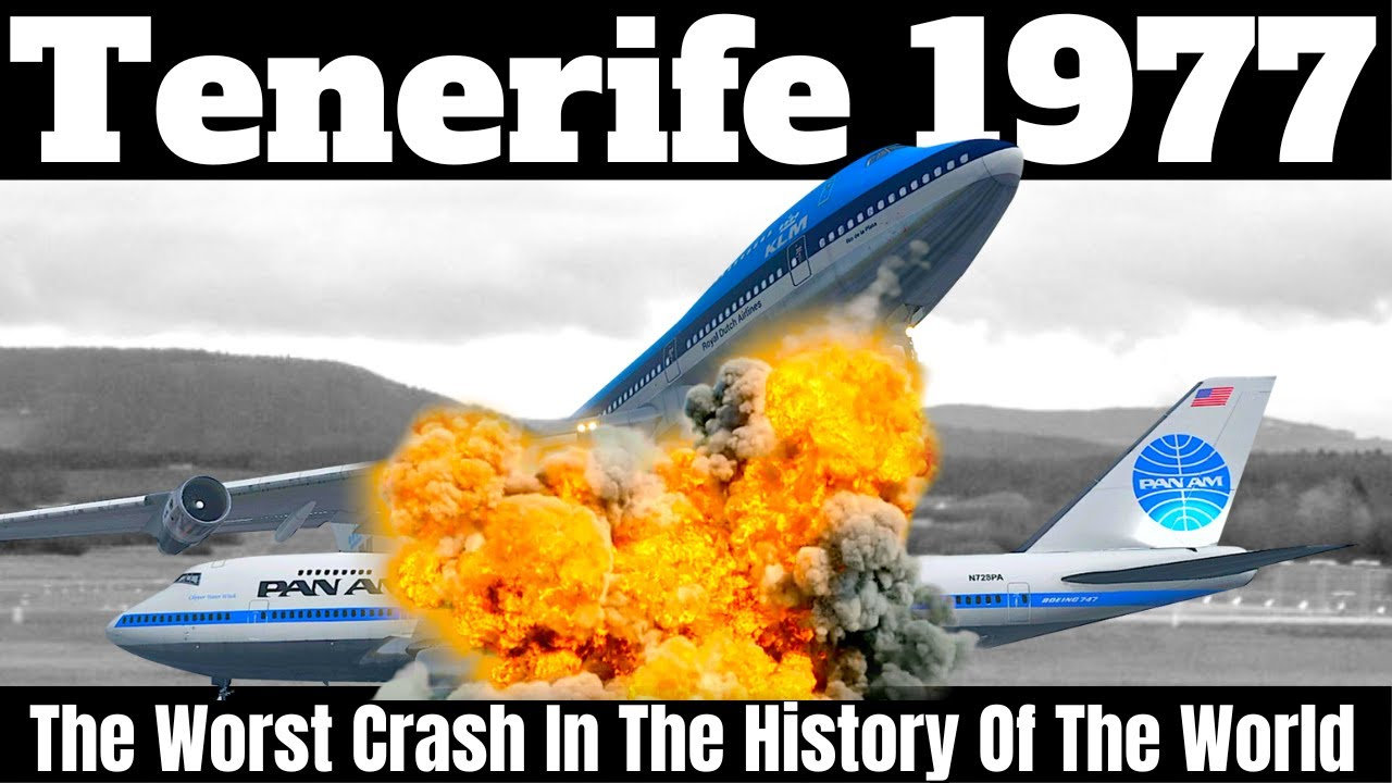 Download Tenerife Disaster - How One Pilots Rush To Get Home  Caused The Worst Accident In Aviation History!
