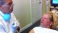 Dr. Nguyen Explains About His Dentures