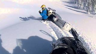 RONiN Video Newfoundland Backcountry Snowmobiling Teaser