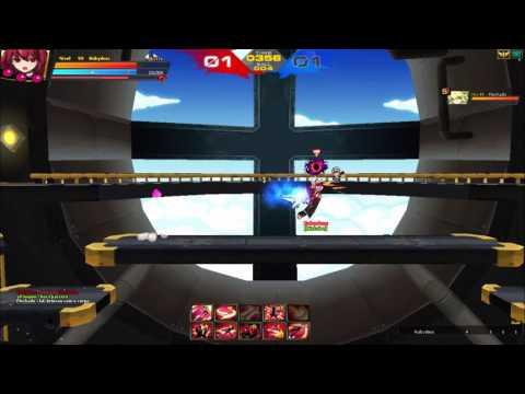 [Elsword] T.Grand Master vs T.Grand Archer PvP Match