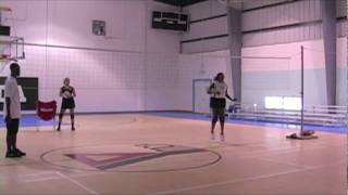 Bianca Ferguson (Youths In Action Volleyball Club) Freeport, Bahamas