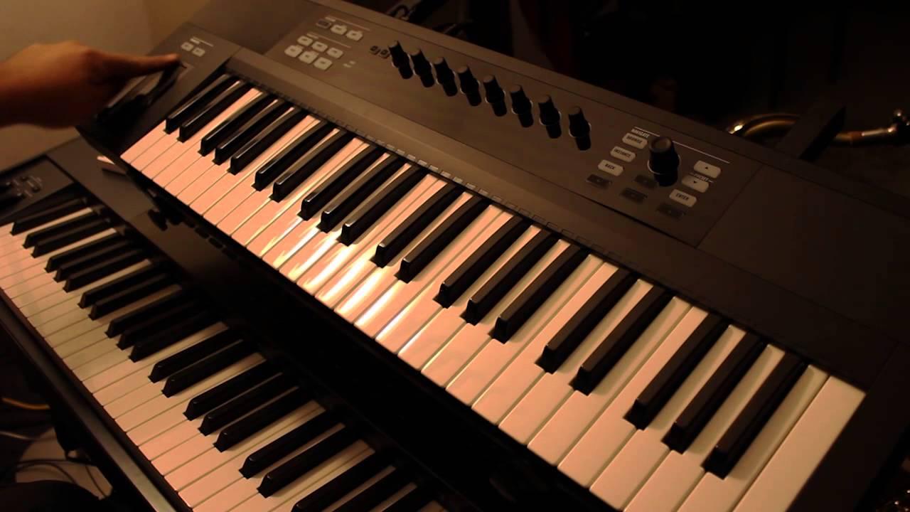 unboxing native instruments komplete kontrol s49 usb musical keyboard youtube. Black Bedroom Furniture Sets. Home Design Ideas