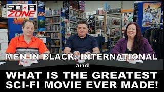 Sci-Fi Zone (S1:E6) MIB International and the Greatest Sci-Fi Movie Ever Made