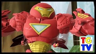 Marvel Super Hero Mashers Hulk Buster | Mix + Smash