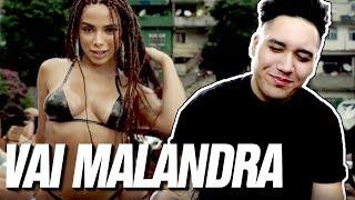 Baixar Anitta, Mc Zaac, Maejor ft. Tropkillaz & DJ Yuri Martins - Vai Malandra (Music Video) REACTION
