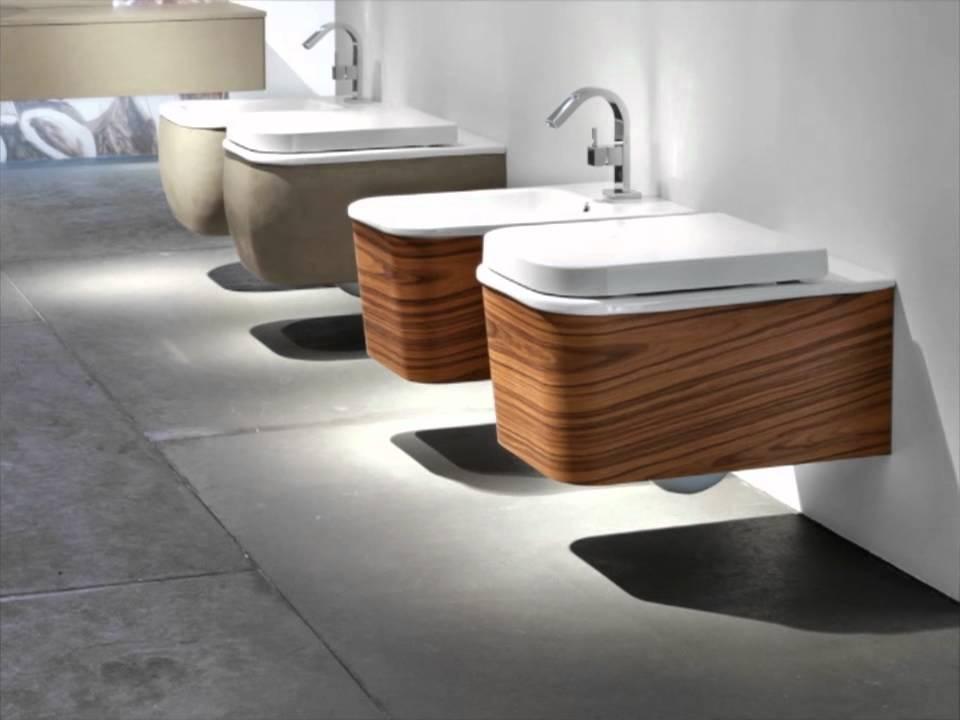Sanitari arredo bagno novit edon design al salone del bagno 2012 youtube - Fiera del bagno ...