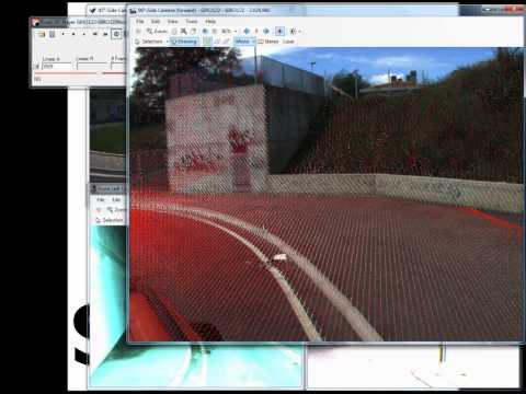 SITECO Informatica - Road survey from mobile mapping system portable.mp4