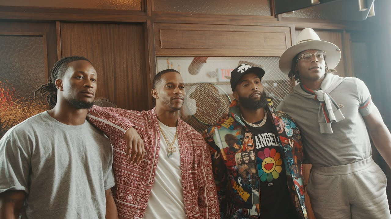 The Bigger Picture with OBJ, Cam Newton, Todd Gurley and Vic Cruz