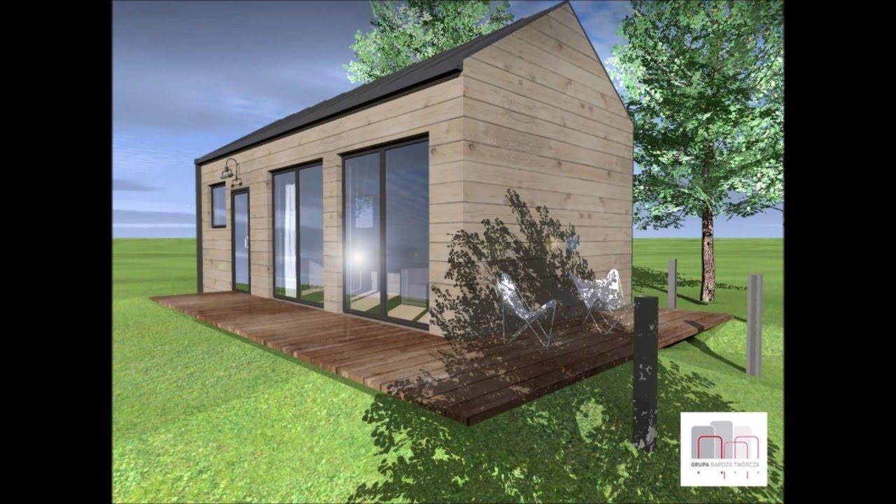 380sq Feet House For Less Than 8000 Tiny House Diy Youtube