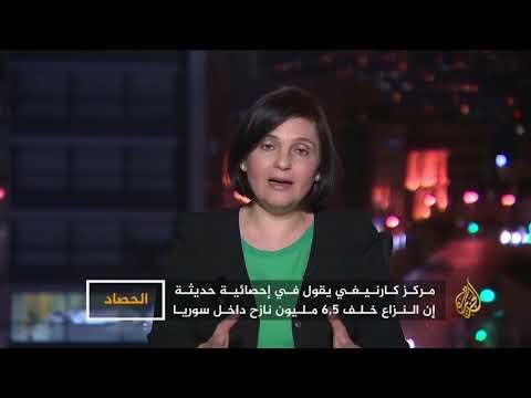 الحصاد-سوريا.. معضلة اللاجئين  - نشر قبل 13 ساعة