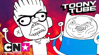 Toony Tube | Was mich an Adventure Time irre macht | Cartoon Network