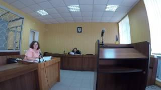 Судья запрещает обнародывать видео в Ютуб