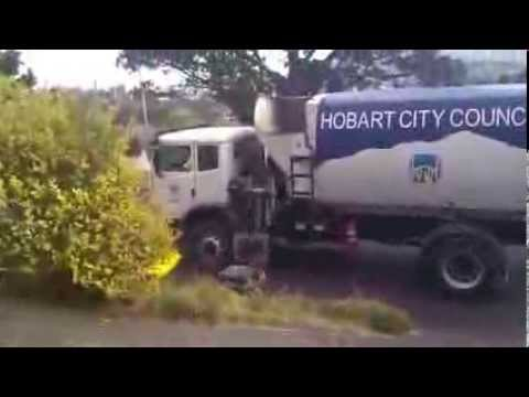 Hobart City Council Garbage Collection Part 1