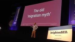 How to avoid a site migration disaster | Pi Datametrics | Brighton SEO Sept 2016