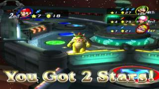 mario party 8 party mode bowser s warped orbit